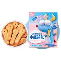小鹿蓝蓝 婴儿磨牙棒饼干 144g