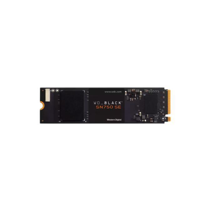 Western Digital 西部数据 SN750 SE NVMe M.2 固态硬盘 250GB(PCI-E4.0)