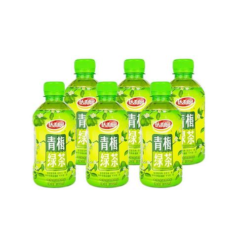 达利园 青梅绿茶 330ml*6瓶