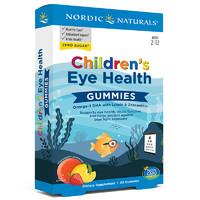 NORDIC NATURALS 挪帝克 儿童鱼油DHA护眼软糖 30粒