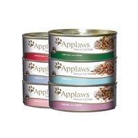 25日0点、88VIP:Applaws 爱普士 猫罐头156g