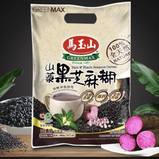 GREENMAX 马玉山 山药黑芝麻糊 30g*12包