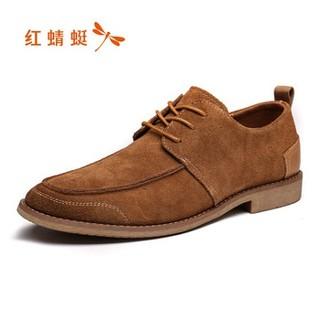 RED DRAGONFLY 红蜻蜓 REDDRAGONFLY/红蜻蜓  L0102031a  马丁靴工装鞋