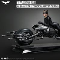 Queen Studios《蝙蝠侠:黑暗骑士崛起》猫女 1/6全身雕像