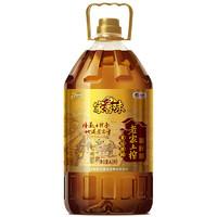福临门 老家土榨菜籽油 6.18L