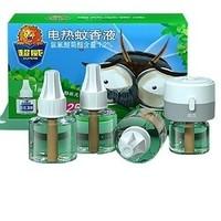 CHILWEE 超威 电蚊香液 4瓶1器