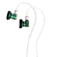 astrotec 阿思翠 Lyra Nature 入耳式挂耳式有线耳机 墨绿色 3.5mm
