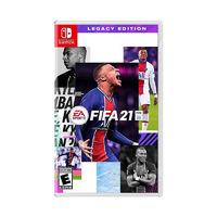 Nintendo 任天堂 日版 Switch游戏卡带《FIFA2021》 中文