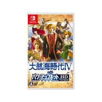 Nintendo 任天堂 Switch游戏卡带《大航海时代4 威力加强版 HD》 中文