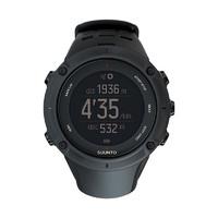 SUUNTO 颂拓 拓野 3 PEAK 智能手表 50mm 黑色 黑色橡胶表带(GPS)