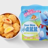 Deer Blue 小鹿蓝蓝 妙趣软芯曲奇 100g