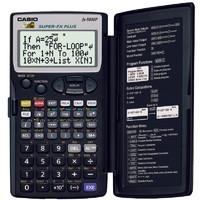 卡西欧 CASIO FX-5800P 工程测量函数计算器 黑色