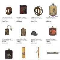 Bonhams/邦瀚斯(伦敦)拍卖 【爱德华·朗厄姆收藏的日本艺术珍品】2021-07-19 17:30:00(当地时间)开拍
