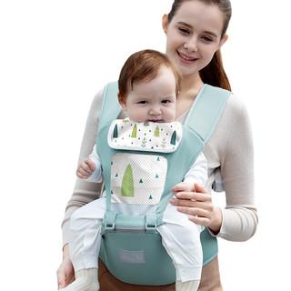 PLUS会员 : 袋鼠仔仔 婴儿背带腰凳