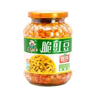 88VIP:饭扫光 榨菜下饭菜脆豇豆  400g