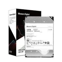 Western Digital 西部数据 Ultrastar DC系列 3.5英寸 18TB 企业级硬盘 (7200rpm、CMR) WUH721818ALE6L4