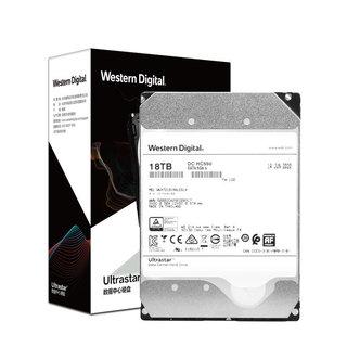 Ultrastar DC系列 3.5英寸 18TB 企業級硬盤 (7200rpm、CMR) WUH721818ALE6L4