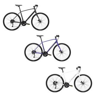 TREK 崔克 FX 3 28474 轻量化碳纤维前叉多功能自行车