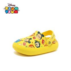 Disney 迪士尼 儿童洞洞凉鞋