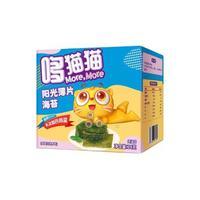 哆猫猫 宝宝零食海苔 混合口味 24g