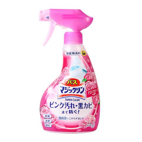 88VIP:Kao 花王 浴室清洁剂 380ml 玫瑰香