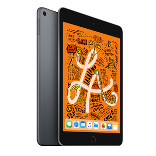 Apple 苹果 2019款 Apple iPad mini 5 平板电脑 7.9英寸(64GB WLAN版 MUQW2CH/A 深空灰色)