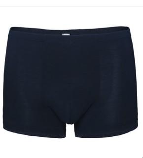 Aimer 爱慕 先生莫代尔中腰平角内裤男 纯色包臀四角裤男士内衣NS23S11