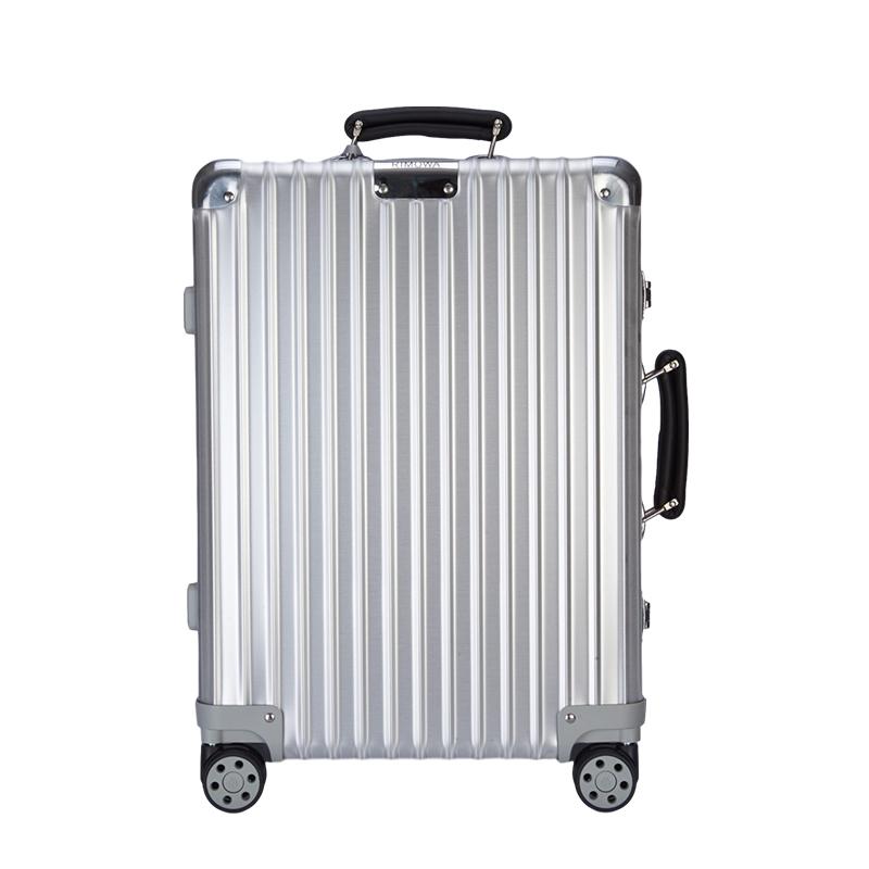 RIMOWA 大牌宠粉日:【直营】RIMOWA日默瓦 CLASSIC拉杆登机箱972.52/53行李箱拉杆箱