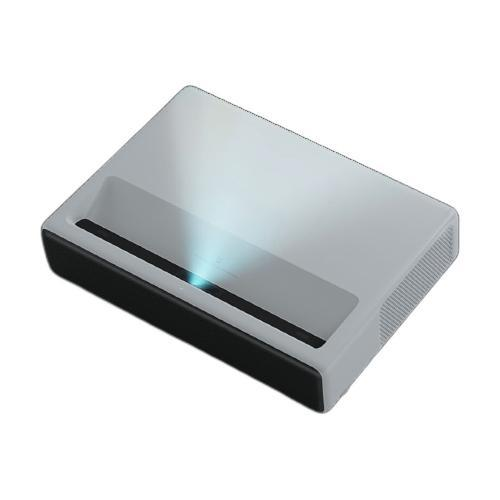 MI 小米 MJJGYYO1FM 激光投影机+100英寸抗光幕布 套装