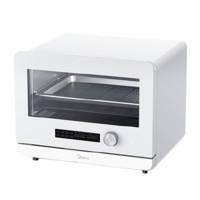 Midea 美的 S1-PS2001 电烤箱 20L 白色