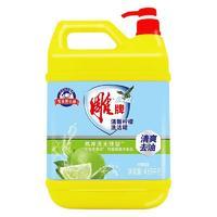 雕牌 清新柠檬洗洁精 4.68kg 柠檬清香