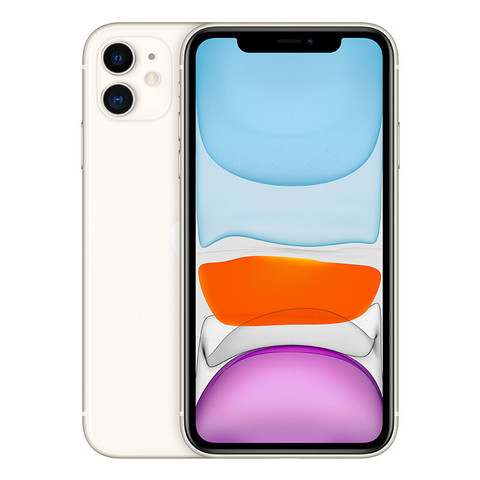 Apple 苹果 iPhone 11 4G智能手机 128GB 快充版