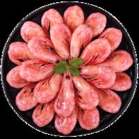 百鲜荟 北极虾 净重4斤