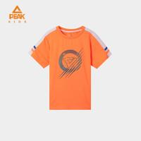 PEAK 匹克 儿童短袖T恤
