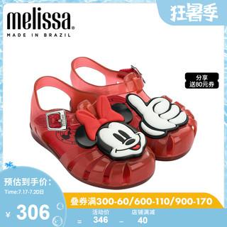 Melissa 麦丽莎 mini melissa梅丽莎19春新品迪士尼合作款小童男宝女宝凉鞋32499