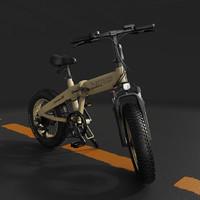 HIMO ZB20 全地形电动自车