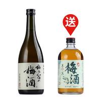 PLUS会员:UMENOYADO 梅乃宿 梅酒720ml(送梅酒500ml)