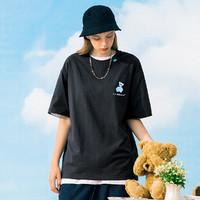 LILBETTER T-9202-0407 男女款印花短袖T恤