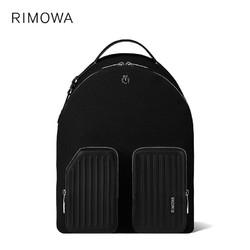 RIMOWA 日默瓦 Never Still Backpack 中号双肩包背包旅行包 黑色