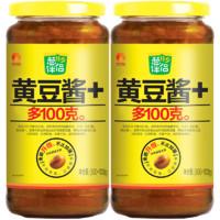 Shinho 欣和 葱伴侣黄豆酱 900g*2瓶