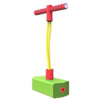The North E home 北国e家 儿童青蛙跳会发声平衡杆训练器材长高跳跃健身玩具