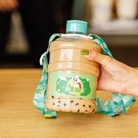 蜜雪冰城 雪王mini奶茶桶 1000ml 2个装