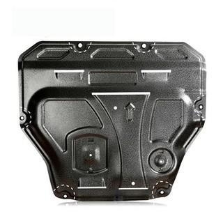 钜甲 合金汽车发动机护板 挡板保护板防护底板 发动机下护板专用 铝镁合金