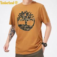 Timberland 添柏岚 男款运动短袖T恤
