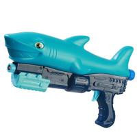 稚气熊 提拉式鲨鱼水枪