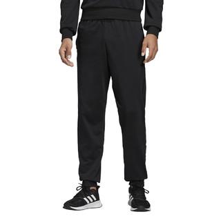 adidas 阿迪达斯 潮流针织长裤大LOGO宽松束脚跑步运动裤子男男装