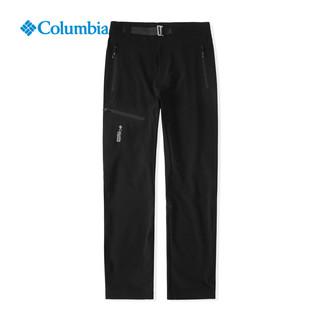 Columbia 哥伦比亚 户外21春夏新品男子钛金系列拒水速干裤AE0317