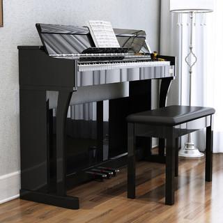BETSY 香港贝琪立式电钢琴电子琴B608智能数码专业进阶88键重锤