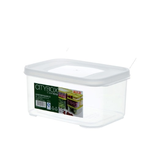 Citylong 禧天龙 H-4047 厨房保鲜盒 八角收纳