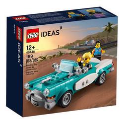LEGO 乐高 复古敞篷老爷车 40448 周杰伦Mojito